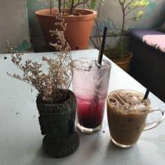 Cafe sữa balley + soda việt quất  của Trang Dương Thị Thuỳ tại MockingBird Cafe - 166643