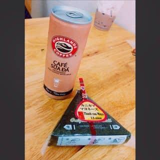 Cafe sữa + cơm cuộn của phuongthao693 tại Võ Thị Sáu, Thành Phố Vũng Tàu, Bà Rịa - Vũng Tàu - 981755