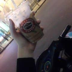 Cafe sữa đá của Trí MaiQuốc tại Highlands Coffee - Nguyễn Du - 63002