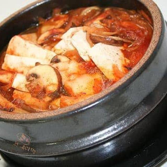 Canh kim chi của Pham Huyen tại Nhà hàng Sườn nướng Hàn Quốc - 1559