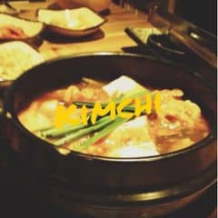 Canh kimchi thịt heo của Ây Vi Đi tại Gogi House - Quán Nướng Hàn Quốc - Lê Văn Sỹ - 267734