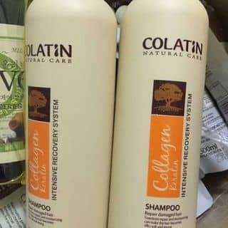 Cặp dầu gội xả colatin 1000ml của giangcam21 tại Trà Vinh - 3432376