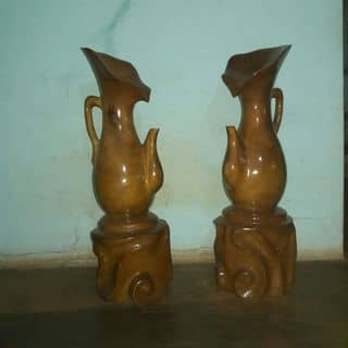 cặp lục bình gỗ dỗi hình ấm trà của nguyentu651 tại Lâm Đồng - 2348459