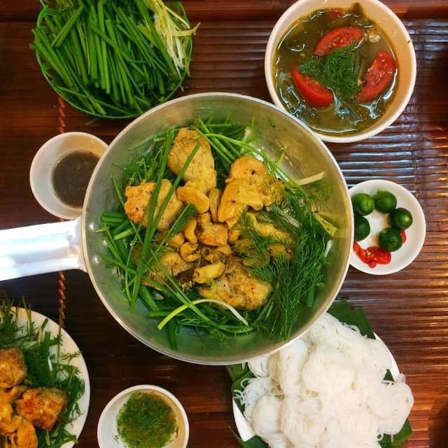 Chả cá U Hiền - 6 ngõ 46A Phạm Ngọc Thạch , Quận Đống Đa, Hà Nội