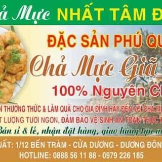 Chả mực nhất tâm Đức  của chamucnhattamduc tại Võ Thị Sáu,  TT. Dương Đông, Huyện Phú Quốc, Kiên Giang - 939521