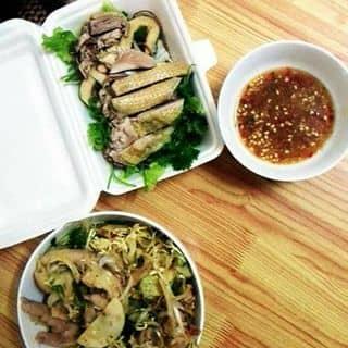 Chân gà bóp. Xôi vịt của linhtrantuong tại Hồ Đắc Di, Thành Phố Huế, Thừa Thiên Huế - 1508952