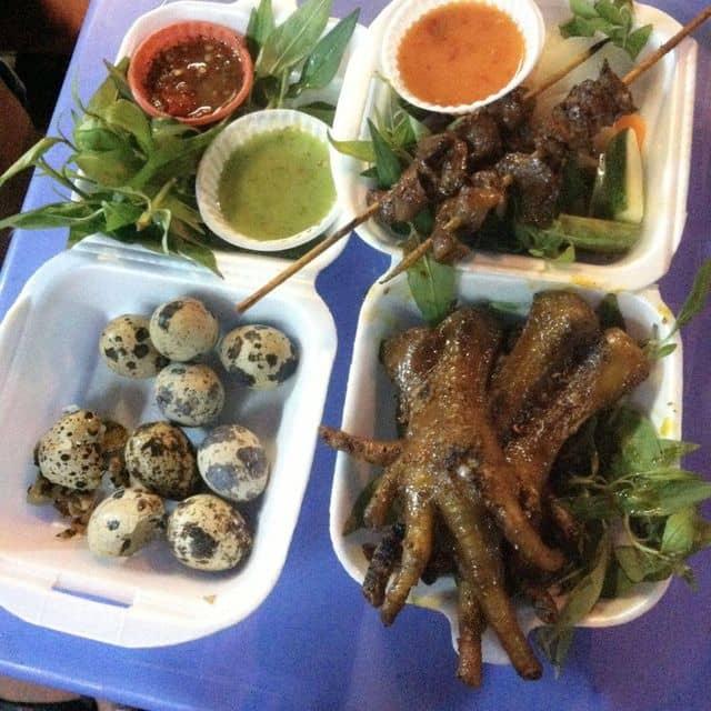 Chân gà nướng của Grace Nguyễn tại BBQ - 378 An Dương Vương - 23527
