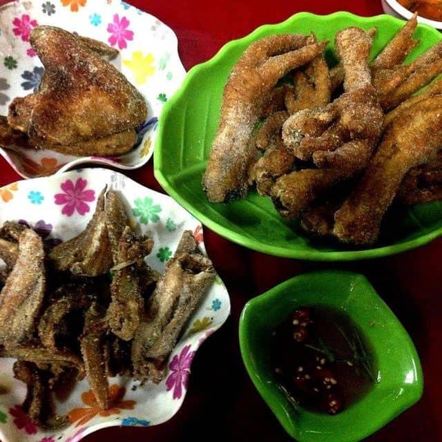 Tú Gà - Chân gà rang muối Hàng Thùng - Số 14 Hàng Thùng, Quận Hoàn Kiếm, Hà Nội