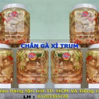 Chân gà sả tắc chua cay xì trum siêu ngon của changachuangotxitrumhcm tại 53 Vũ Tùng, phường 14, Quận Bình Thạnh, Hồ Chí Minh - 5024999