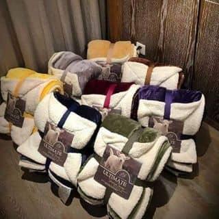 Chăn lông cừu siêu nhẹ,siêu ấm ☺️ của ruanyu tại Lạng Sơn - 1026345