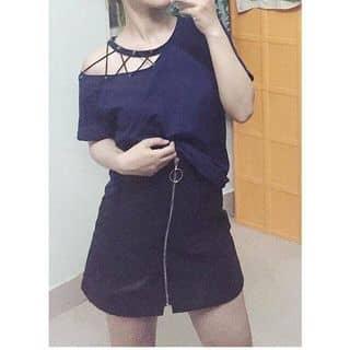 Chân váy chữ A khoá kéo lạ của sensen95 tại Hồ Chí Minh - 3297589
