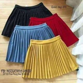 🌟Chân váy xếp ly có quần lót trong🌟 của tramphamnguyenbao tại 18 Phạm Văn Chiêu, 8, Quận Gò Vấp, Hồ Chí Minh - 3855605