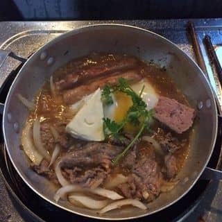 Chảo Bò opla nem nướng pate phomai(Bò 16) của vytruong86dhcn tại 211 Đường số 1, Phường 11, Quận Gò Vấp, Hồ Chí Minh - 3908489