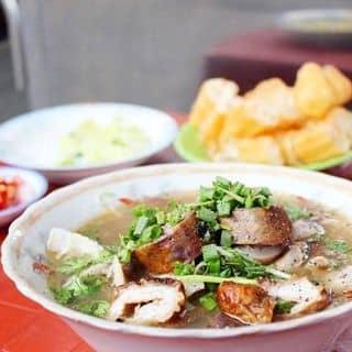 Cháo lòng Cô Ba - Chợ Tân Định