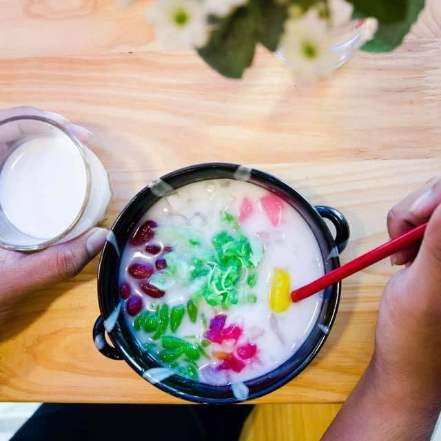 Chè cendol thập cẩm của Kỳ Kỳ tại Trà sữa Mix & Mix  - 100538
