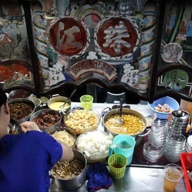 Quán Chè Châu Giang - 450 Trần Hưng Đạo, Quận 5, Hồ Chí Minh