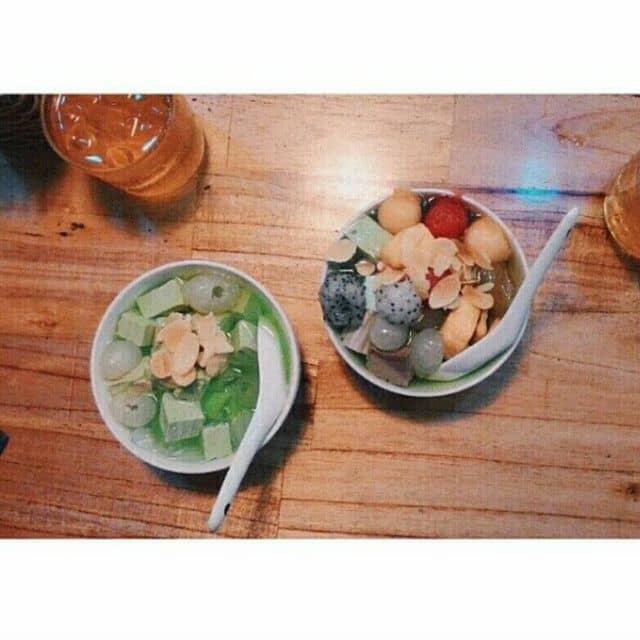 Chè khúc bạch trà xanh và khúc bạch trái cây của Vy Thảo tại Khục Bạch Đỗ Ngọc (Chi nhánh mới) - 112313