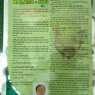 Chế phẩm sinh học Balasa N01 của tunghavet tại Thanh Hóa - 2576463