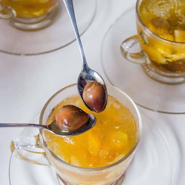 Chè trứng cút của Kỳ Kỳ tại Mây Coffee - 100042