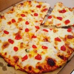 Không ngon lắm! Hơi uổng tiền :))  Anyway,  #pizza4life  đây là cái 9'' nhé