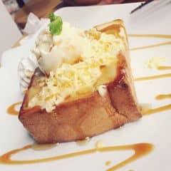 Cheese toast của Sammie Quach tại La's Shibuya - 88628