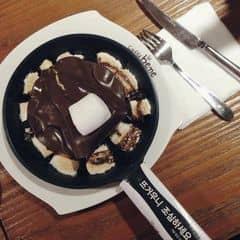 Bánh ngon nhưng béo cực, mà cả lâu thiệt lâu mới dám ăn lần chứ vì nó đắc quá :'( @raeae_1812