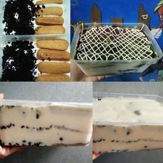 Cheesecake chanh dây + Tiramisu trà xanh của phuongtra20 tại 63V Ung Văn Khiêm, Quận Bình Thạnh, Hồ Chí Minh - 3839446