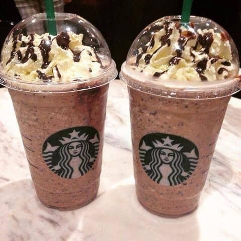 Các hình ảnh được chụp tại Starbucks Coffee - Nguyễn Du