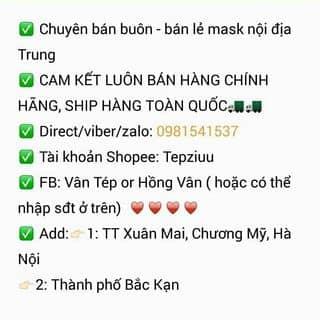 Cô bé bán mask Trung :)) của tepvan tại Bắc Kạn - 2580764