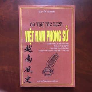 Cổ thư tác dịch - Việt Nam phong sử của vumanhtrung tại Hồ Chí Minh - 3840356