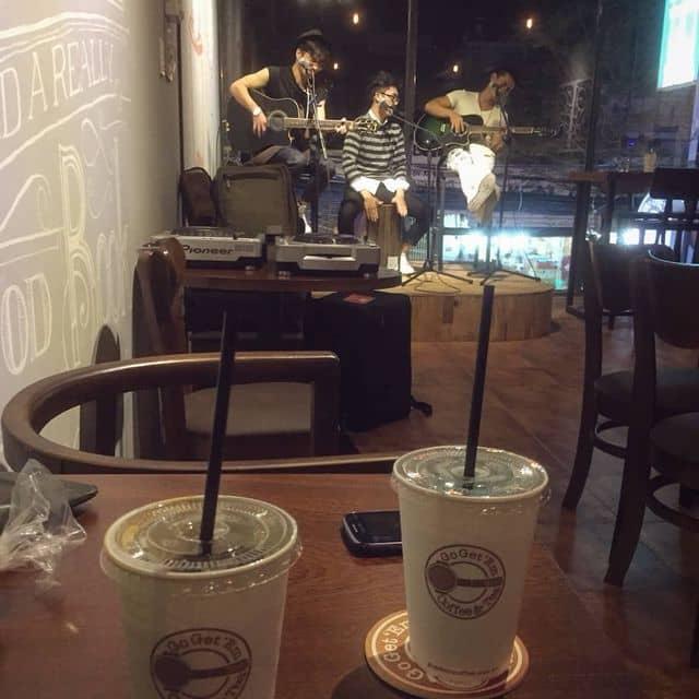 Go Get 'Em Coffee - 318 Nguyễn Thị Thập, Tân Phong, Quận 7, Hồ Chí Minh