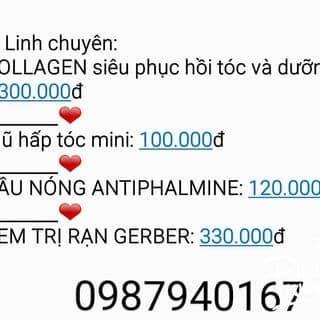 Collagen phục hồi tóc của truclinh108 tại Bắc Ninh - 1425701