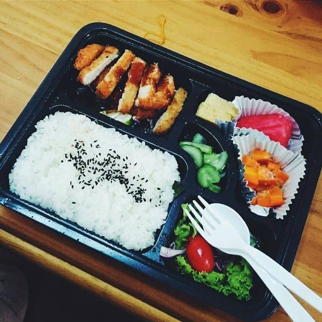 Cơm bento của Tin Tỏi tại Daikon Foods - Japanese Bento Restaurant - 14231
