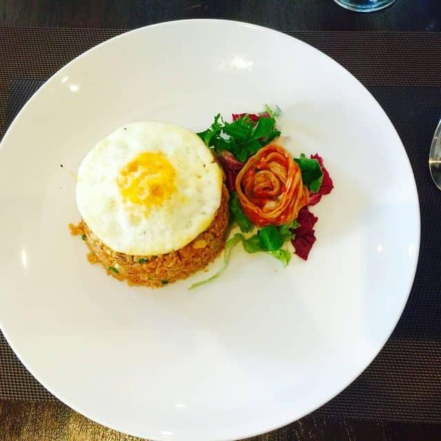 Cơm chiên kim chi của Phạm Mẫn tại Anvienne Kitchen - Foods & Cafe - 160737