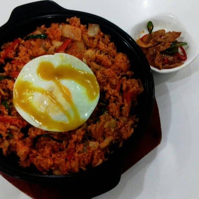 Cơm chiên kim chi của My Bảo tại Hanuri Korean Fast Food - Sư Vạn Hạnh - 31805