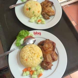 Cơm gà nướng tẩm gia vị của tungchecb tại 18, Phố Cũ, Phường Hợp Giang, Thị Xã Cao Bằng, Cao Bằng - 697583