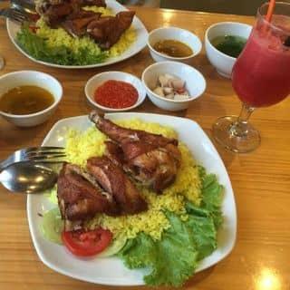 Cơm gà + sinh tố dưa hấu của khanhnga28 tại Bắc Sơn, Thành Phố Thái Nguyên, Thái Nguyên - 872764