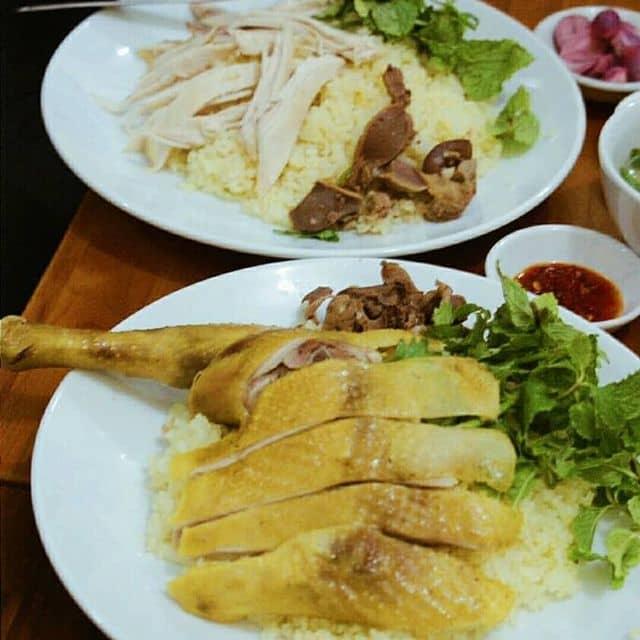 Cơm gà xé + cơm đùi gà của Juminian tại Cơm gà Hội An - Cách Mạng Tháng 8 - 101572