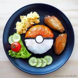 Cơm Pokemon cỡ nhỏ của thuandongbon tại 6 Hùng Vương, Thành Phố Sóc Trăng, Sóc Trăng - 807154
