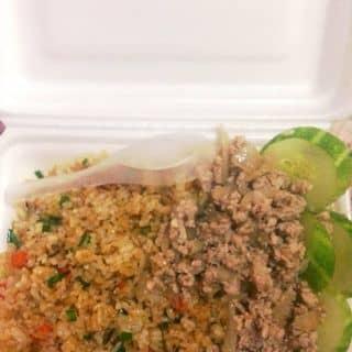 Cơm rang thịt băm  của phuongnhim123 tại 22 Thân Cảnh Phúc, Thành Phố Lạng Sơn, Lạng Sơn - 1021867