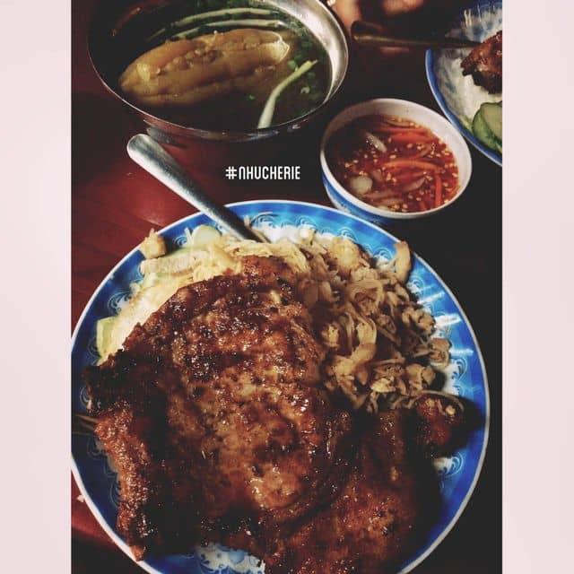 Cơm tấm của Nhu Cherie tại Chợ bà điểm - 56679