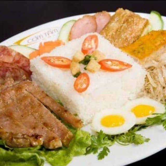 Cơm tấm của Sunny Day tại Cơm Tấm Cali 2 - 77010