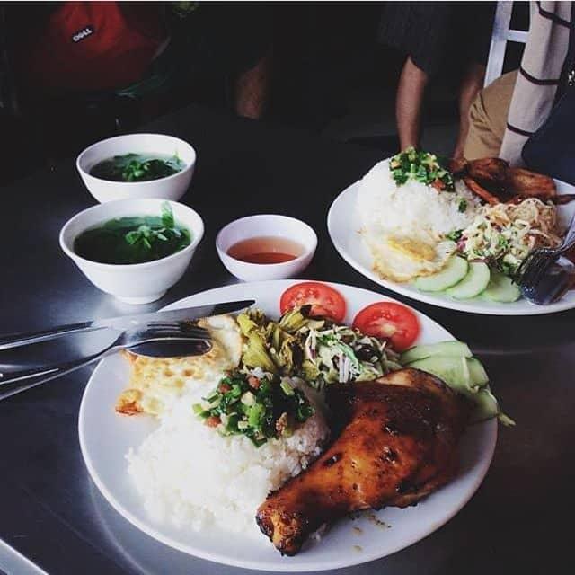 Cơm tấm gà nướng  của Minh Thu tại Cơm Tấm Ali - 51746