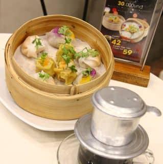 Combo 2: 01 phần Há cảo + Café VN  của gemiphan2205 tại 29 - 31 Tôn Thất Thiệp, Quận 1, Hồ Chí Minh - 1511972