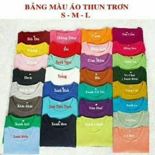 Combo 5 áo thun trơn của phuongnguyen601 tại Kiên Giang - 1208040