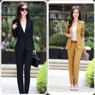 combo áo vest + quần công sở của ngocminh128 tại 24 Lê Lợi, Thành Phố Pleiku, Gia Lai - 885376