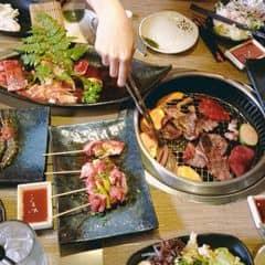 Combo đặc biệt  của Mỹ Quỳnh tại Sumo BBQ - Lê Văn Sỹ - Buffet Nướng & Lẩu - 353775