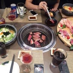 Combo nướng  của Trang Sapphire tại Sumo BBQ - Huỳnh Thúc Kháng - Buffet Nướng & Lẩu - 703833