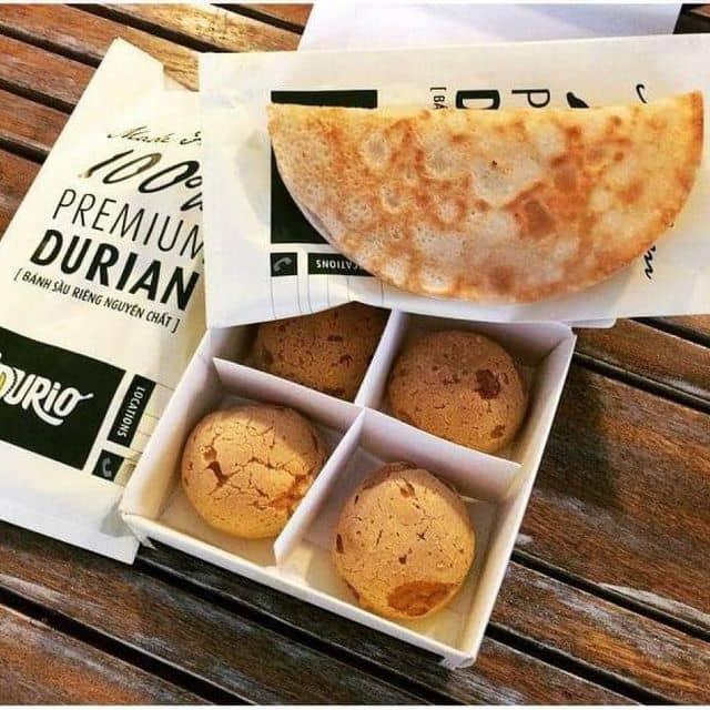 Combo sầu riêng  của Kao tại Durio - Bánh sầu riêng - For Durian's Lovers - 79232