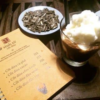 Cốt dừa cafe của trangdothiquynhtrang tại 152 Đường Thanh Niên, tt. Kinh Môn, Huyện Kinh Môn, Hải Dương - 520113